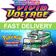 50 Voltaje vivos codes Pokemon TCG Online Booster ptcgo Espada y Escudo dentro del juego 4