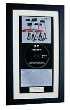 DEPECHE MODE Spirit LTD CLASSIC CD Album GALLERY QUALITY FRAMED+FAST GLOBAL SHIP