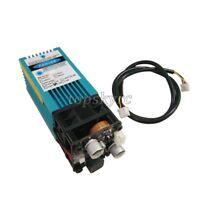 5.5W 445nm Blue Laser Module Laser Engraving Cutting TTL Module 5500mw for 3mm