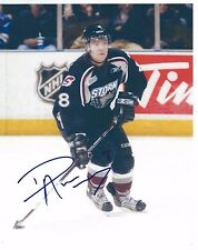 Drew Doughty Signed Guelph Storm 8x10 Photo Los Angeles Kings