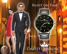 Men's Designer Luxury Watch by David Lawrence Watches