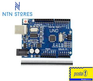 Scheda ATmega328P CH340 compatibile con progetti IDE per Arduino uno R3