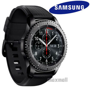 [*Fast Dispatch] Samsung Gear S3 Frontier Bluetooth Smart Watch