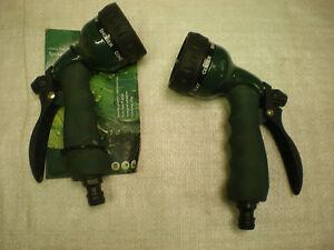 Green Blade GA109 Plastic Heavy Duty 7 Function Spray Nozzle Gun