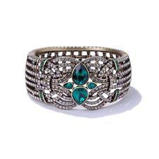 "Brilliant ""Emerald City"" Bracelet by Heidi Daus - M/L"