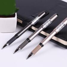 Metal Ballpoint Slim Ball Pen For Business Writing N School Office Supplies O9B2