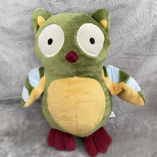 """Lambs and Ivy 14"""" Enchanted Forest Owl Plush Stuffed Animal Toy"""