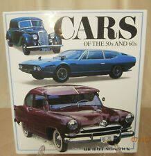"""1986 """"Cars Of The 50s AND 60s"""" by M. Sedgewick - HB/DJ"""
