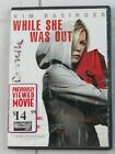 While She Was Out, Kim Basinger, Lukas Haas, Craig Sheffer (R)  (DVD, 2009)