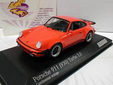Minichamps CA04316032 # Porsche 911 (930) Turbo 3.0 in continental orange 1:43