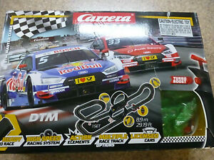 Carrera Go DTM Master Class 1:43 Slot Racing System With Box