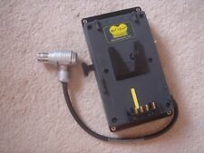 V-Lock plate for ALEXA and HAWKWOOD REAL POWER 26v batteries