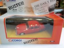Corgi 01801 Buster The Great Train Robbery Jaguar MKII  - Mint in Box