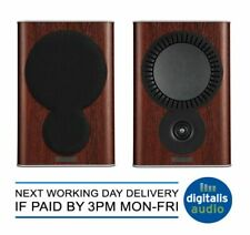 Mission QX-1 Bookshelf Loudspeakers in Rosewood- Authorised dealer
