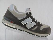 NEW BALANCE 565 Grey Sz 10.5 D Men Running Shoes