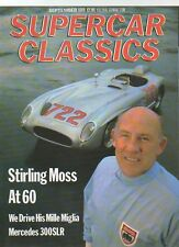 SUPER CAR CLASSICS MAGAZINE - September 1989