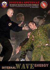 RUSSIAN MARTIAL ARTS DVD #5: Internal Wave Energy. Systema Spetsnaz by V.Starov