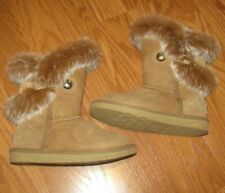 Australia Luxe Kids Sheepskin Boots Youth Girl Youth Size 1