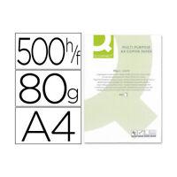 Papel folio extrablanco DIN A4 80 gr greening multifuncion 5 paquete 2500 HOJAS