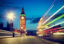 Vinyl 7x5ft City Backdrops London Big Ben Props Photography Background Studio