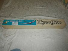 Dynaflight Skeeter R/C Glider Airplane Model Kit Looks New Never Started