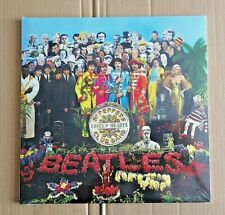 """The Beatles: Sgt Pepper's Lonely Hearts Club Band (DeAgostini 12"""" Vinyl LP) NEW"""