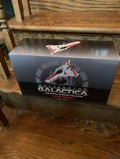 Battlestar Galactica Viper Mark II Starship Collection Eaglemoss Model with mag