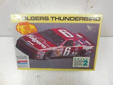 Monogram Mark Martin Folgers #6 Nascar Ford Thunderbird 1/24 Scale Model Kit
