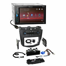 Pioneer Multimedia Stereo Dash Kit with Climate Control for 03-07 Honda Accord