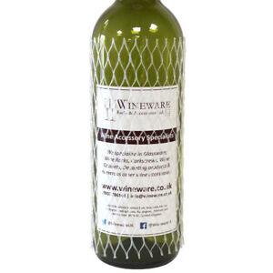 Wine/Spirit Bottle Protector Sleeves Mesh Net Polyethylene (Set of 400)