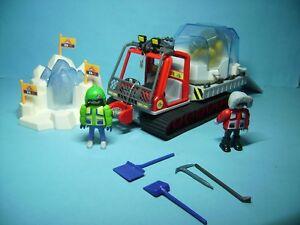 Playmobil 3191 Dinotransport und 3193 Dino Ei im Eis