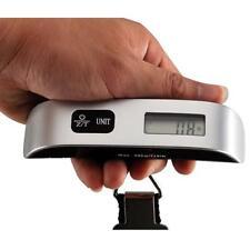 50kg/10g Portable Iigital Electronic LCI Iisplay Lugage Weight Hanging Scale NEW