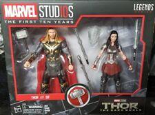 "Marvel Legends 6"" THOR DARK WORLD SIF MCU STUDIOS 10TH ANNIVERSARY IN STOCK"
