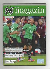 Orig.PRG   Europa League  12/13   HANNOVER 96 - St.PATRICK`s + FS MANCHESTER UTD