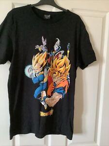 Black dragonball z t shirt 2XL