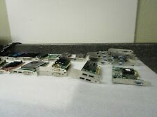 Qty Lot (24) Video Graphics Cards DVI & VGA - See List for Models