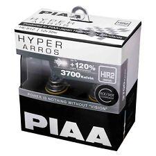 PIAA Hyper Arros HIR2 Coche Bombillas +120% (Pack Doble) HE912