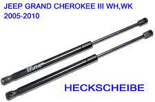 2x Gasfeder Dämpfer für Heckscheibe Glasklappe Jeep GRAND  Cherokee  III 3 WH WK