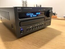 NAD CD Receiver CD715 DAB With Remote