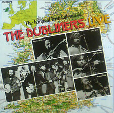 CD THE DUBLINERS - live