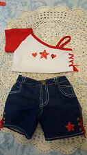 Build A Bear Workshop Love N' Stars Outfit