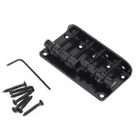 4 String Vintage Style Bass Hardtail Bridge for Precision Jazz Bass Top Load TJ