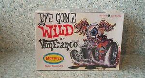 """Eye Gone Wild """"By"""" VonFranco Moebius Hobby Model Kit"""