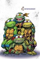 TMNT THE LAST RONIN #1 * NM+ * Justin Roiland VIRGIN PreSale Ltd 300 Turtles