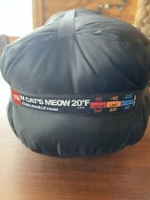 SUPER RARE NUMBERED Vintage The North Face Cats Meow 3D Sleeping Bag NWT