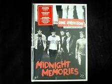 One Direction - Midnight Memories The Ultimate Edition CD Sealed DELUXE