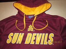 NCAA,ARIZONZA STATE,SUN DEVILS,HOODIE,SMALL,CAMPUS HERITAGE,COLLOSEUM, PULLOVER