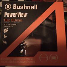 Bushnell PowerView 16x50mm (131650Cl) Super High-Powered Surveillance Binoculars