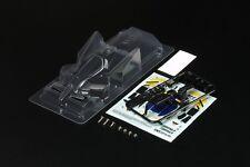 Tamiya 15503 1/32 Mini 4WD Winning Bird Formula Clear Polycarbonate Body Set
