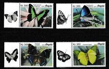 Angola 2018 Butterflies Set of 4 SC# 1500-1503 MNH Mint/Never Hinged
